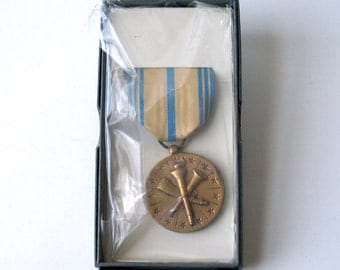 Service Medal, US Army, for 10 years of service