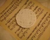 Round lace Paper Doilies, white doilies, tea party decor, lace paper doilies, wedding hearts