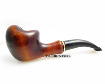 "Sale, Exclusive Pipe ""APPLE"" Smoking pipe Classic Wooden pipe Handcrafted Tobacco Pipe/Pipes, Limited Edition"