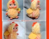 Baby Chick   Bird Baby, Easter , Little Toy Easter Decoration , Cute Baby Doll