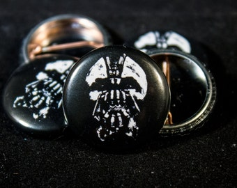 Bane High Contrast | The Dark Knight Rises | 1-inch Button