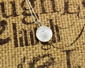 Sterling Silver Saint Jude necklace christian jewelry charm pendant with 925 sterling silver chain (N14)