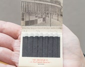 The French Quarter Original French Market matchbook
