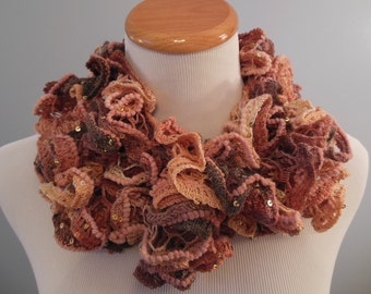 Beautiful Browns Fashion Scarf