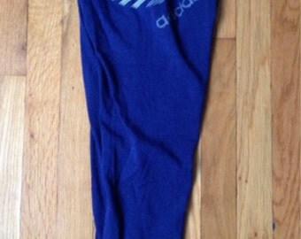 vintage adidas leggings mens size medium deadstock NWT 1988 made in USA