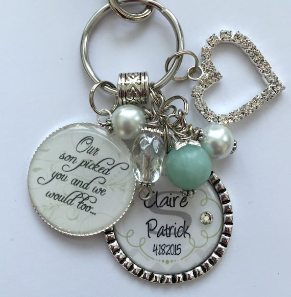 Unique Wedding Gifts For Son And Daughter In Law : Future DAUGHTER in LAW GIFT, personalized bride to be Our son picked ...