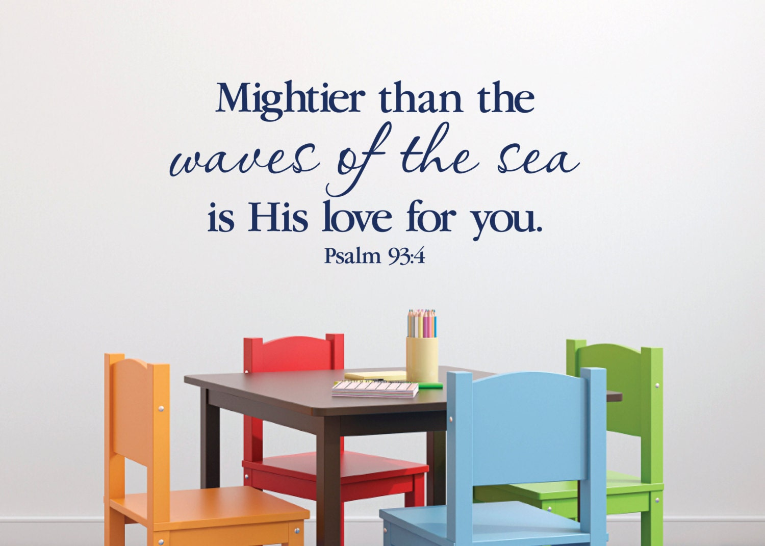 Psalm 934 mightier than the waves of the sea is his love for zoom amipublicfo Image collections