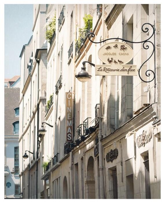Paris print architectural art poster paris by Printing architectural drawings