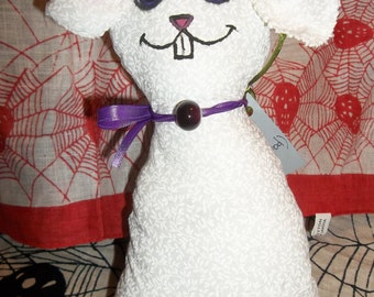 Rabbit Spirit Doll for Intuition and Prophecy