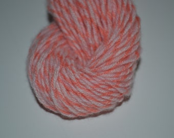 Pure Cashmere Reclaimed Yarn - Peachy Pink