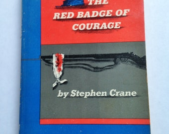 vintage books the red badge of courage stephen crane 1968