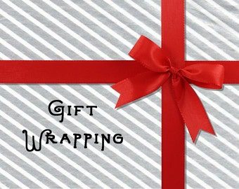 Gift Wrapping Order Add-on
