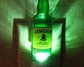Jameson Irish Whiskey Glass Night Light