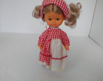 "Kelloggs Doll "" Sweetheart of the Corn""  m"