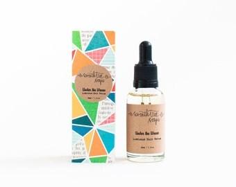 Luminous Hair Serum - Abysinnian & Camellia Oil - Natural, Vegan, Handmade, Fragrance-Free.