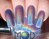 High Strangeness Holographic Nail Polish 12ml NEW BOTTLE & PRICE!