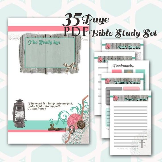 Five Primers On How To Study The Bible: A5 BIBLE Study