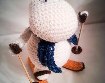 Crochet Moomins family
