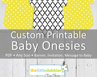 onesie banner template baby onesie and dress templates baby shower