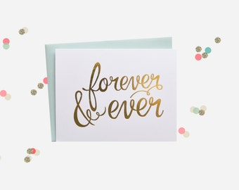 Love Card - Forever & Ever