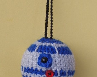 Star Wars R2D2 inspired Baubles