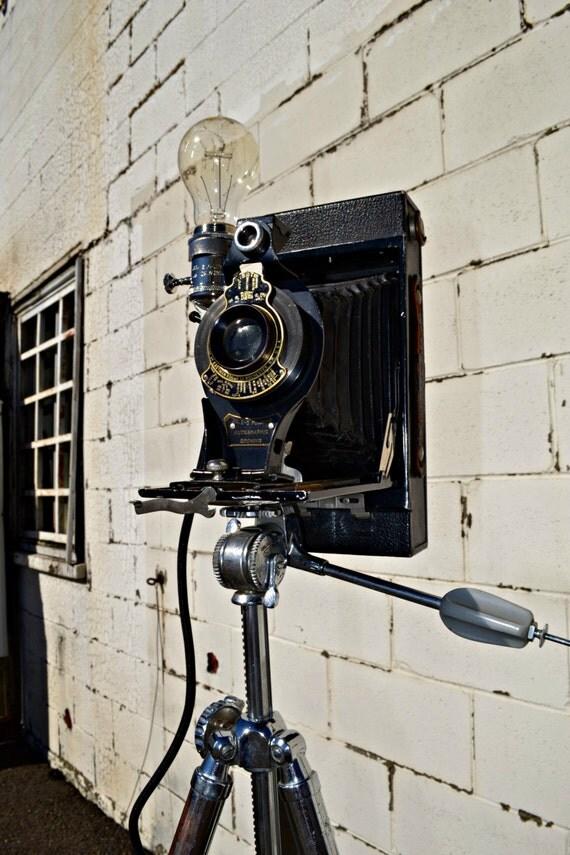 Antique Eastman Kodak Camera No 2c Folding Autographic