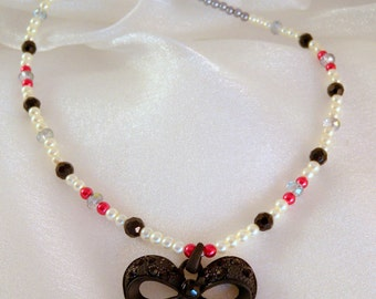 "Necklace, ""Dress Up""    Item #1001-SN"