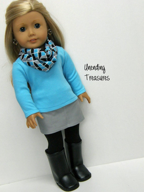 18 Inch Doll Clothes Made To Fit American Girl Doll Clothes Ag