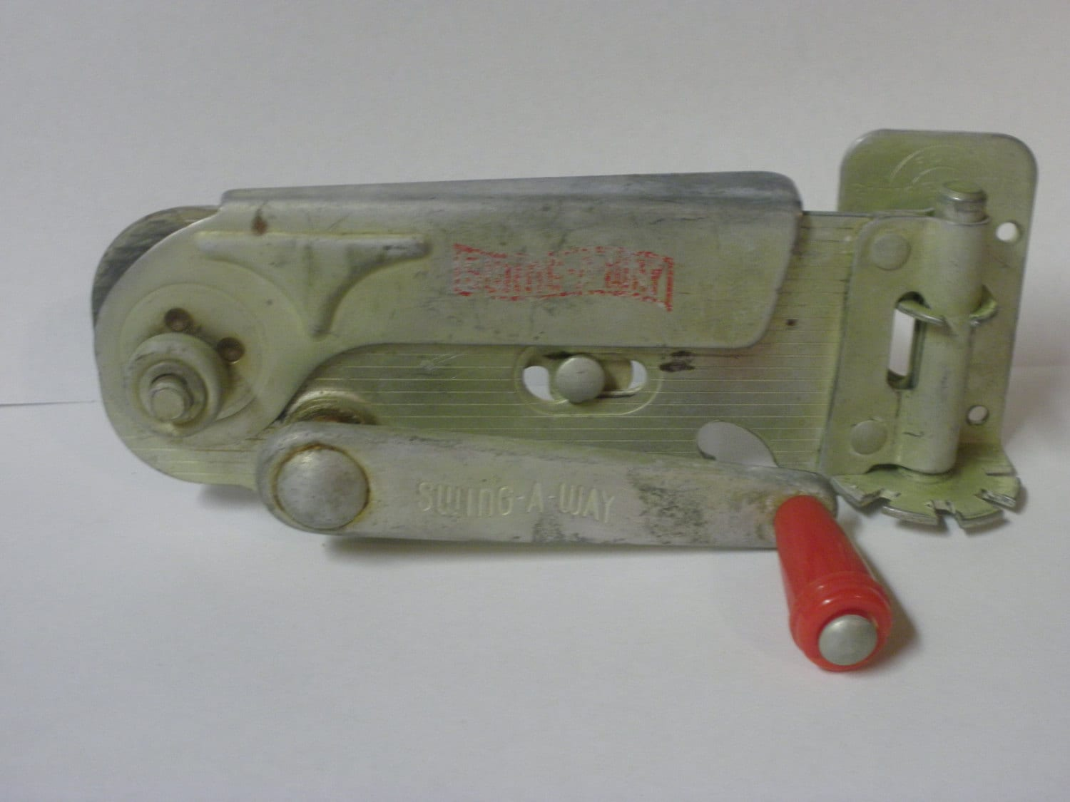 Vintage swing away can opener