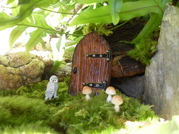 Fairy Door, Fairy Door Kit, Fairy Garden Kit, Fairy Door & Path ...