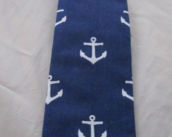 Baby Boy/ Toddler Anchor/Nautical Tie.  It will fit a baby to a 2 year old.