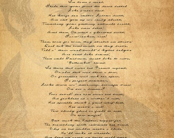 Burns Address to the Haggis Robert Burns Scotlands poet A4 print for Burns Suppers 25th January pdf download