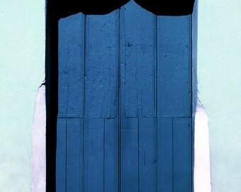 Blue Door Photography -  Door Photography, Blue Door, Cuba, Door Art, Cuban Door, Cuban Blue, Cuban Door, Mint Blue Door, Blue Decor, Door