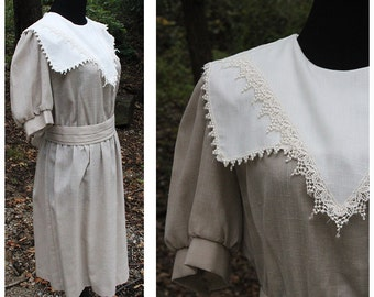 SALE: Vintage Jamie Day Dress • Material Collections