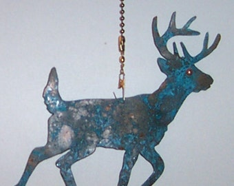 Buck Deer Fan Chain Decor***FREE SHIPPING