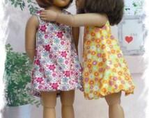 Puffball Sleeveless Dress Pattern to fit Kidz n Cats Dolls #22