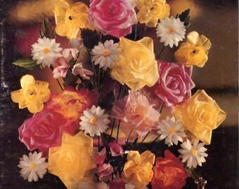 Silk Flowers from Hazel Pearson Handicrafts - Creative American Craft Series (HA 48)