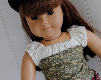Steampunk Style Outfit for your American Girl doll