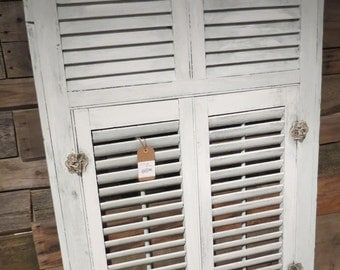 SOLD - Antique shutters