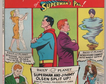 80 Page Giant; Vol 1, 13, Jimmy Olsen Silver Age Comic Book.  VG/FN (5.0).  August 1965.  DC Comics