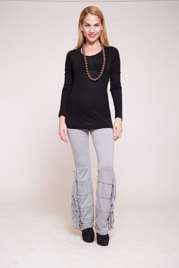 Elegant Aspesi Casual Trouser In Gray  Lyst