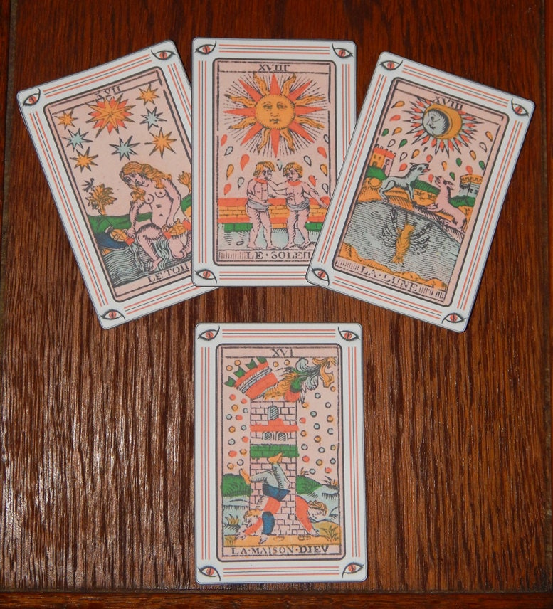 It's just a picture of Persnickety Free Printable Tarot Cards Pdf