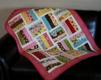 Sweet Dreams  - Baby Quilt