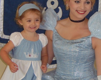 Fancy Cinderella Play Dress