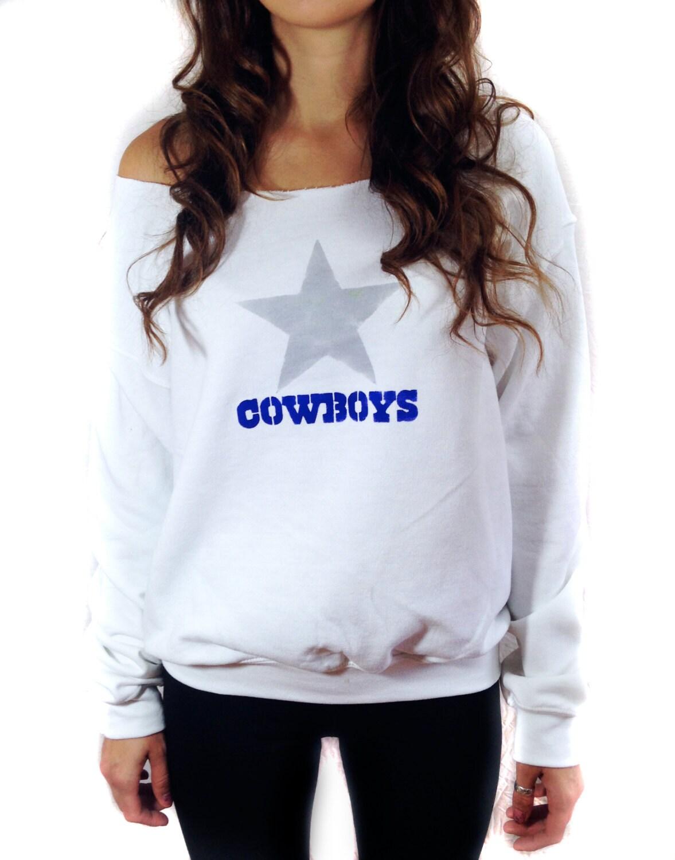 Dallas Cowboys Sweatshirt Fan Gear Nfl Football By