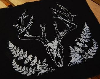 Kruunu -print back patch