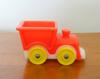 Fisher Price Little Riders Train Engine