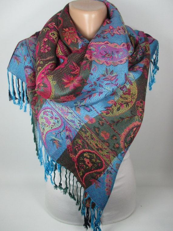 VALENTINES DAY Pashmina Scarf Oversize Scarf Shawl Winter Scarf Women Holiday Fashion Accessories Christmas Gift Ideas For Her