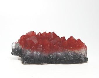 Garnet Quartz Crystal Soap - Choose your Scent
