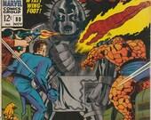Fantastic Four Vol. 1 No....